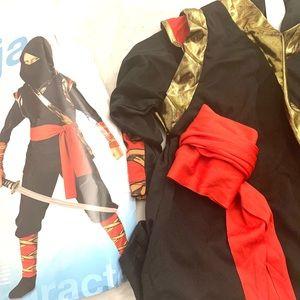 Costumes - Ninja warrior costume — size 2-4